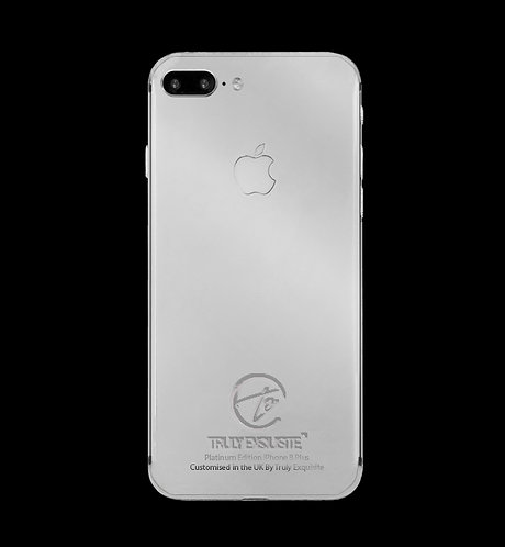 Platinum Plated iPhone 8 Plus