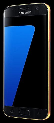 24K Gold Samsung Galaxy S7
