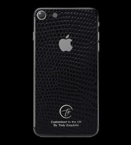 Platinum Black Lizard Edition iPhone 7