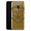 24k Gold Lion Limited Edition Samsung S9