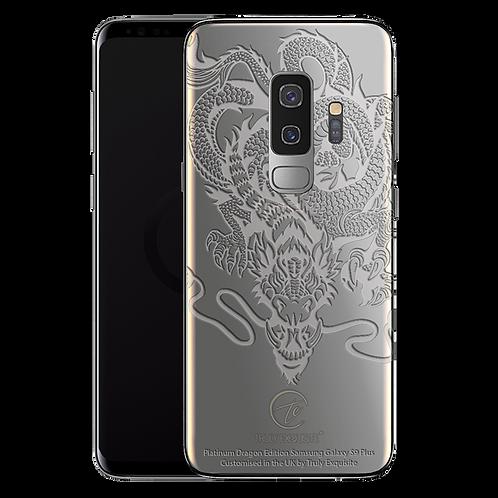 Platinum Dragon Limited Edition Samsung S9 Plus