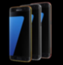 Plated Samsung Galaxy S7 Edge