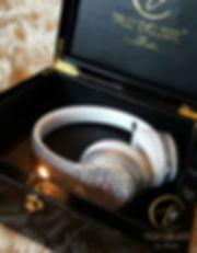 Swarovski Beats by Dre Headphones