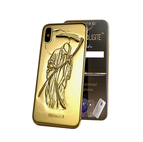 3D Grim Reaper Limited Edition iPhone XS & XS Max