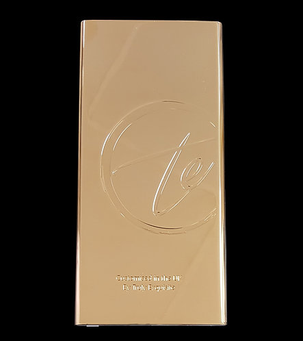 24K Gold Plated Power Bank Charger