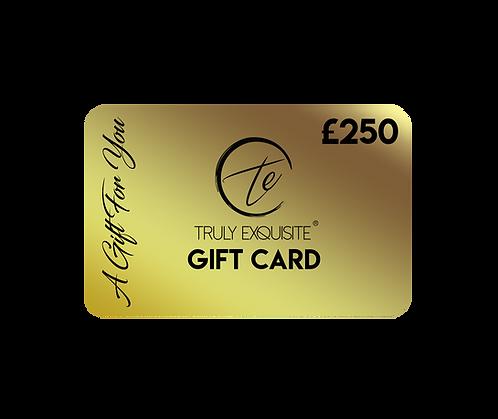 £250 Gift Card