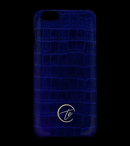 Crocodile Leather iPhone Phone Case