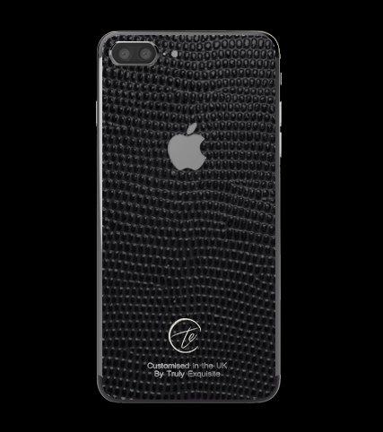 Platinum Black Lizard Edition iPhone 7 Plus