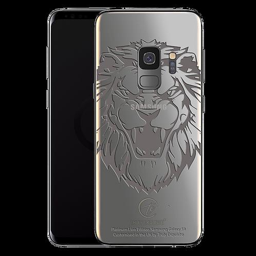 Platinum Lion Limited Edition Samsung S9