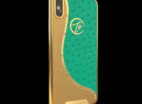 Truly Exquisite's Luxury Customised iPhone XS & XS Max Range is here!