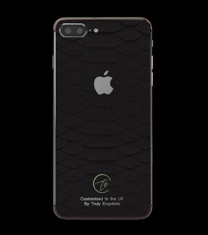 Platinum Black Python Edition iPhone 7 Plus