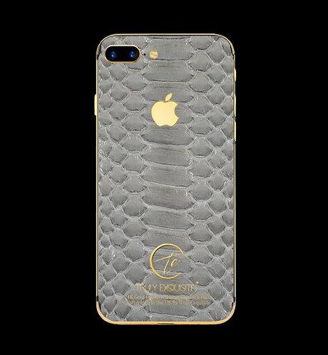 24K Gold Grey Python Edition iPhone 8 Plus