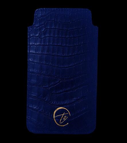 Crocodile Leather iPhone/Samsung Phone Sleeve