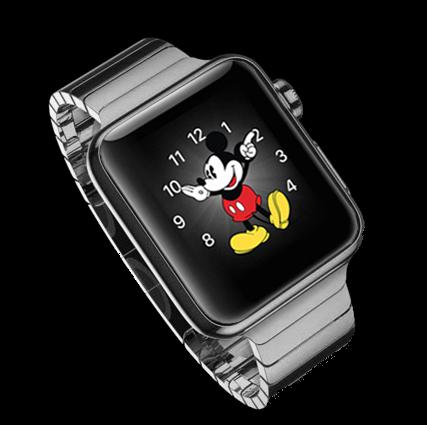 Black Platinum Plated Apple Watch Series 5