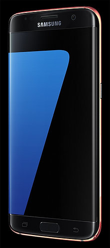 18K Rose Gold Samsung Galaxy S7 Edge