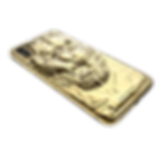 24k gold 3d tiger side flat.png
