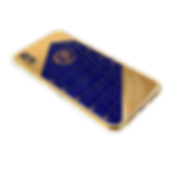 24k gold blue croco side flat.png