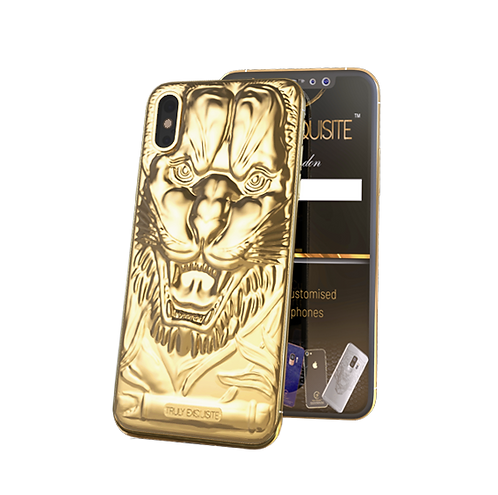3D Tiger Limited Edition iPhone XS & XS Max