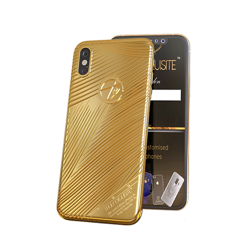 Luxury Plated Swerve Edition iPhone XS & XS Max