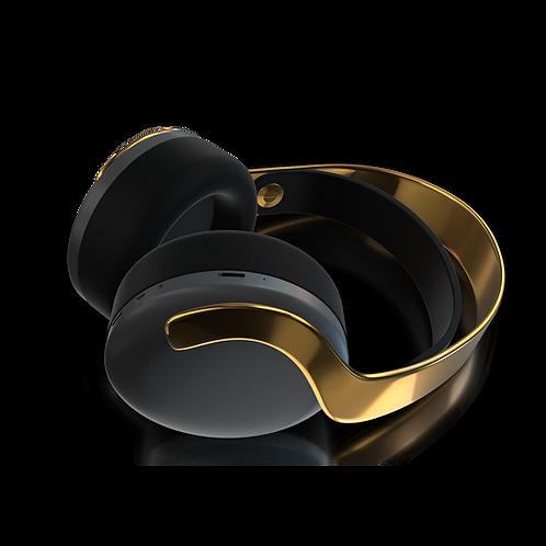 Luxury Customised Plated Playstation 5 3D Pulse Headset