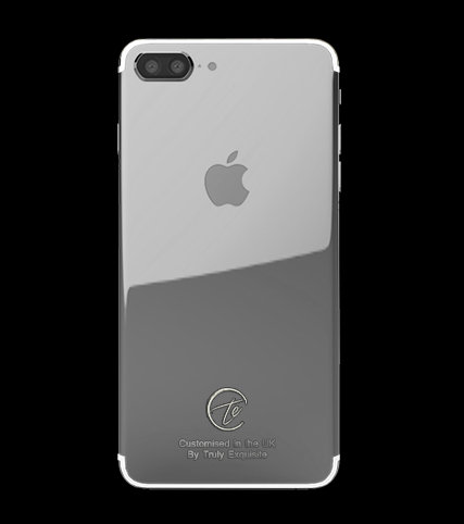 Platinum Plated iPhone 7 Plus