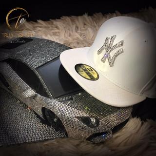 Swarovski Crystal Caps