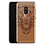 18K Rose Gold Tiger Limited Edition Samsung S9 Plus