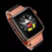 18K Rose Gold apple watch
