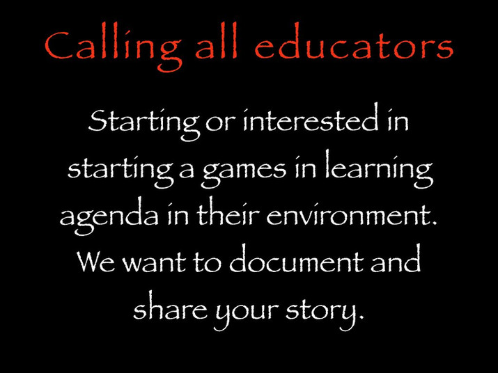 Do you have a story to share?