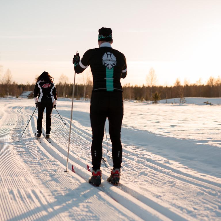 Snöå Bruk - ett stopp på vägen
