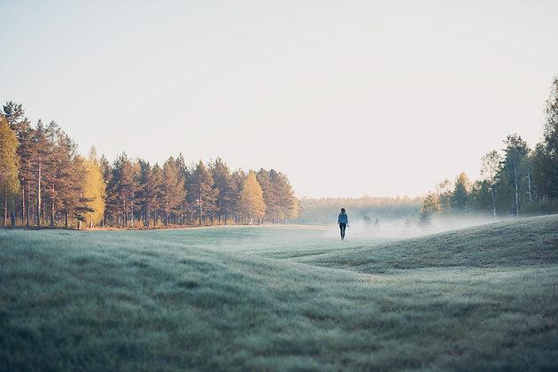 SNÖÅ GOLFBANA