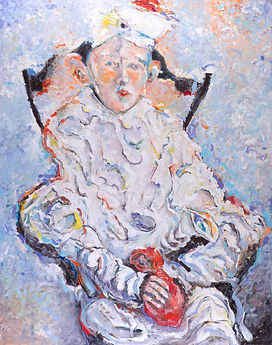 Pastry Chef (After Soutine) by Trent Gerard Edwards.jpg