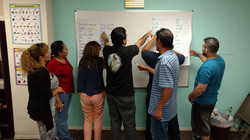 Teamwork and vocabulary activities!