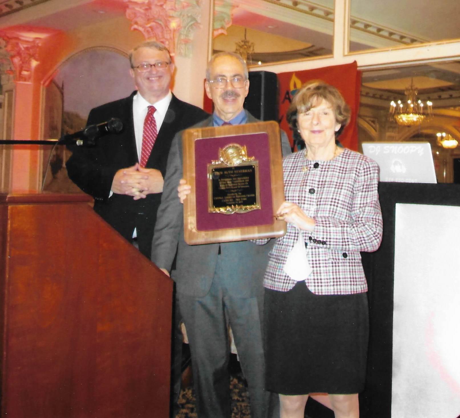 2015 CARECEN Gala Honoree Ruth Silverman