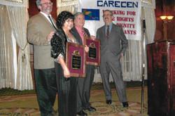 CARECEN 2006-ish gala