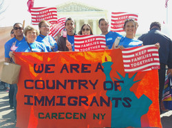 We Are a Country of Immigrants