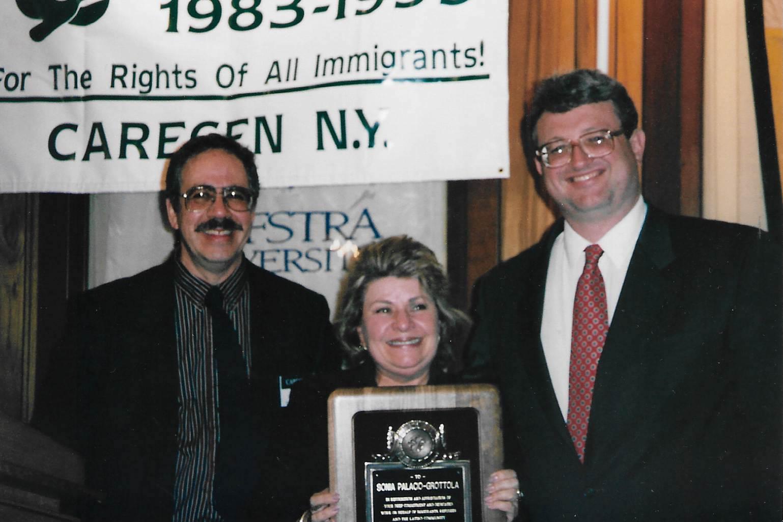 CARECEN 1999 gala