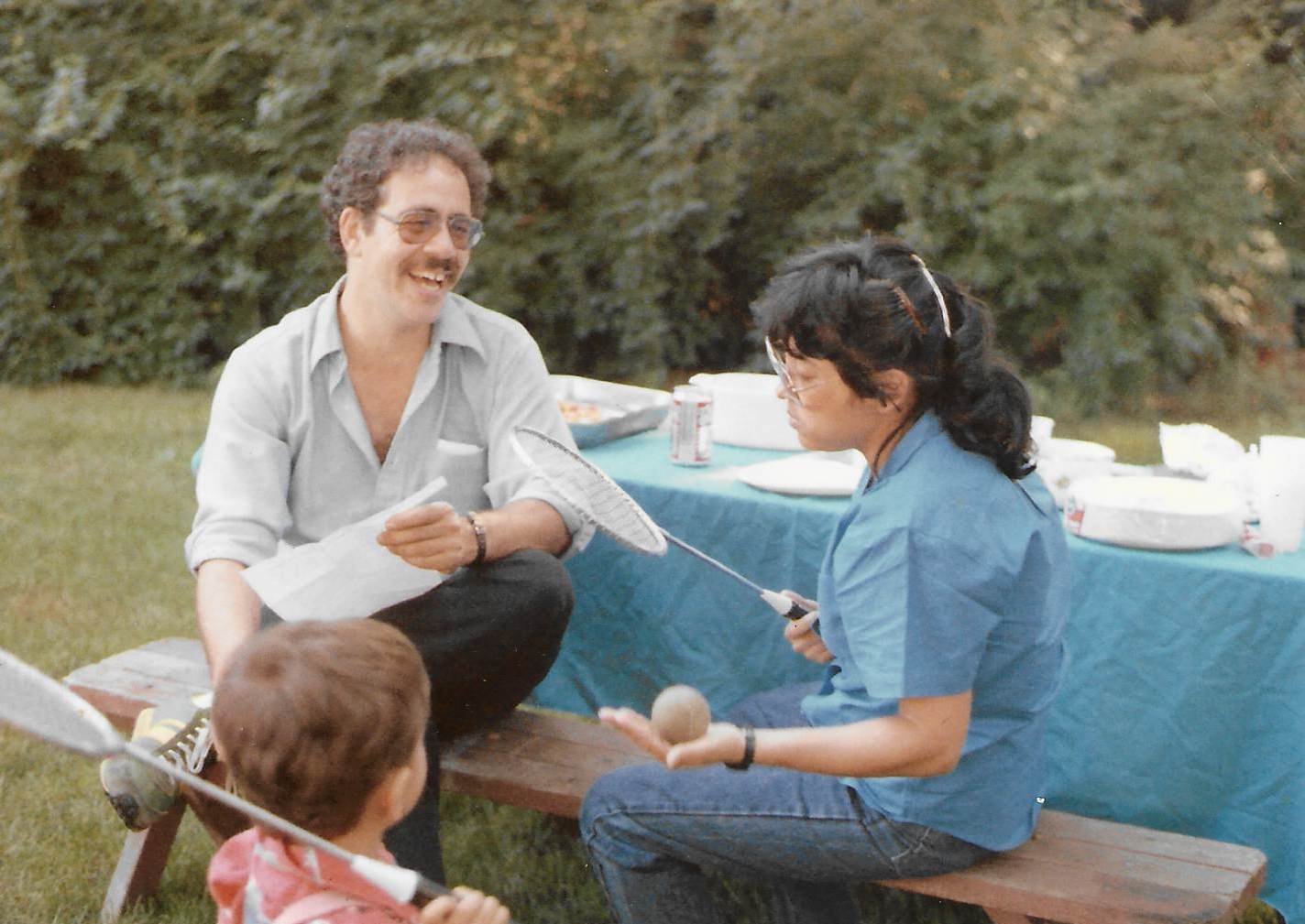 CARECEN Picnic 1986