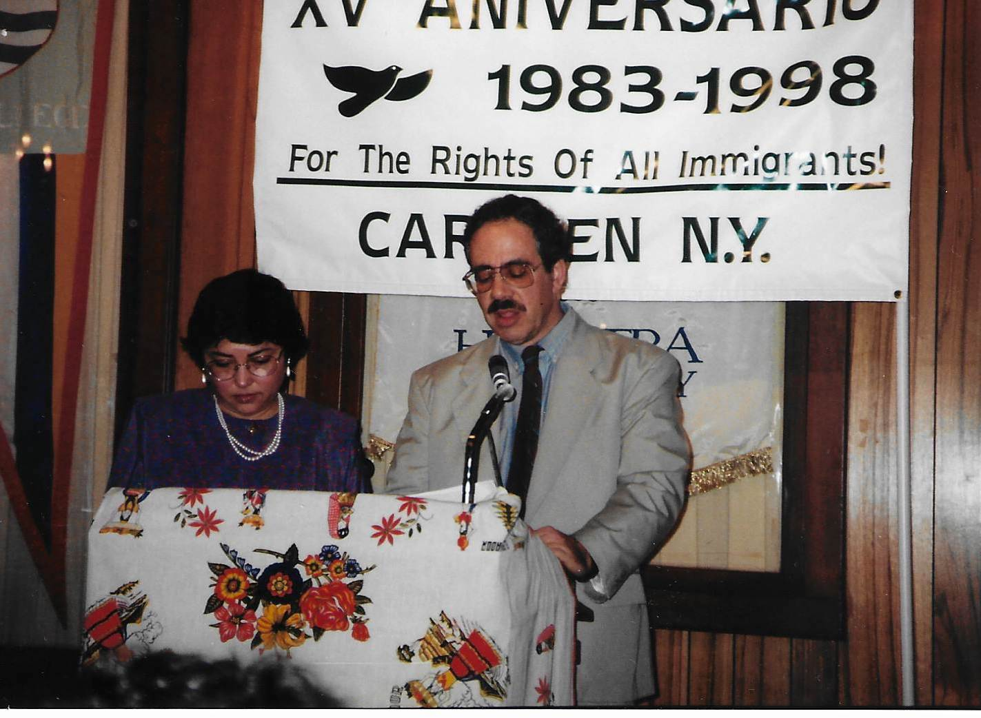 CARECEN 1998 - 15th gala