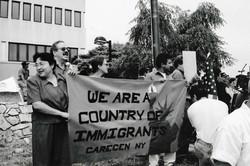 CARECEN Rally 1987
