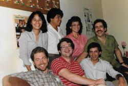 CARECEN staff 1987