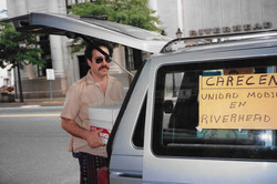 1991 CARECEN Mobile Unit in Riverhead