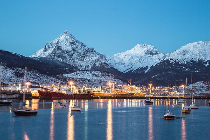 Bariloche, El Calafate e Ushuaia