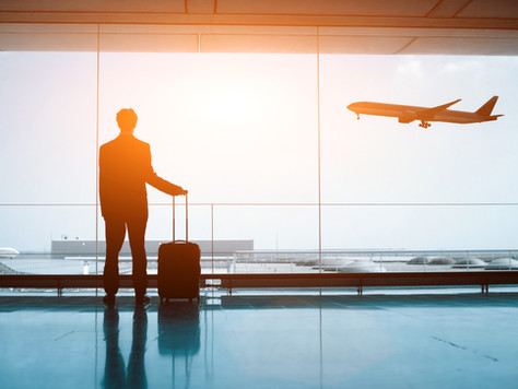 Voltar a voar:as medidas contra a COVID-19 nos vôos e aeroportos