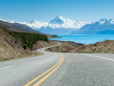 Nova Zelândia:um destino para se apaixonar