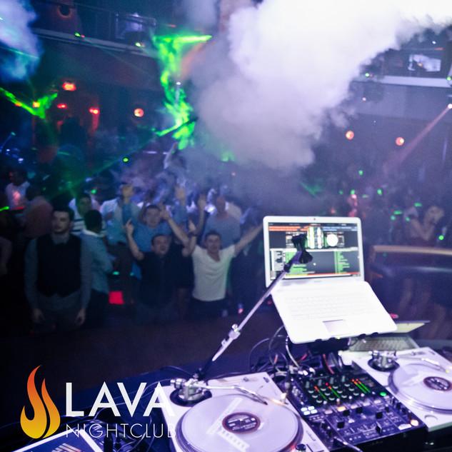 Davey @ Lava Nightclub NY