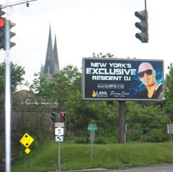 Davey D Billboard