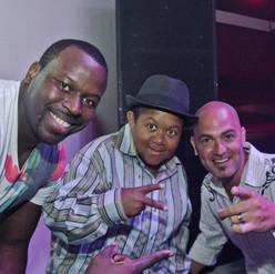 DJ DAVEY D & WEBSTER & Dj Dread