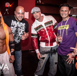 Davey, Pauly D, JAT Dance, Big Jerry (Hometown Homies)