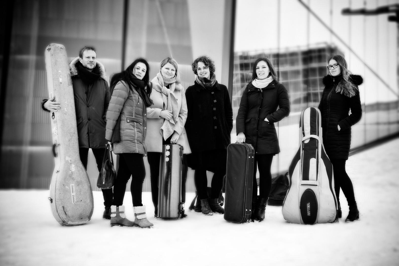 Oslo Circles & Marianne Beate Kielland (mezzosoprano)